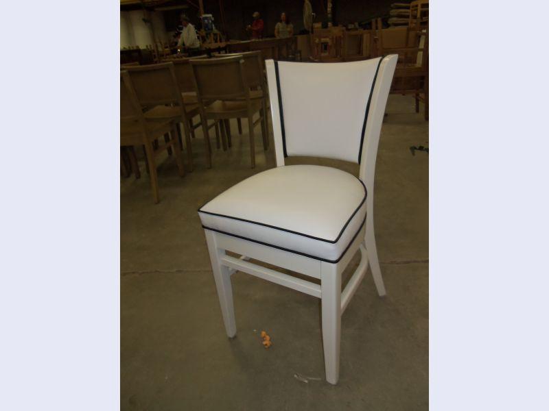 Custom wood Dining Restaurant Stack Chair