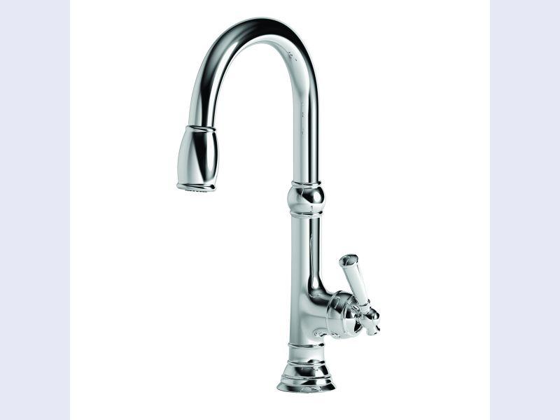 Jacobean Pull Down Kitchen Faucet