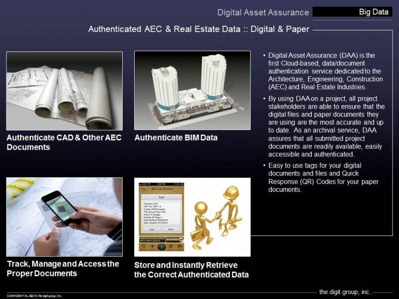 Digital Asset Assurance - DAA