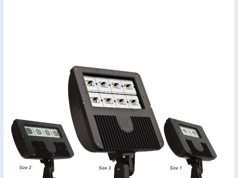 Lithonia Lighting D-Series LED Flood Luminaires