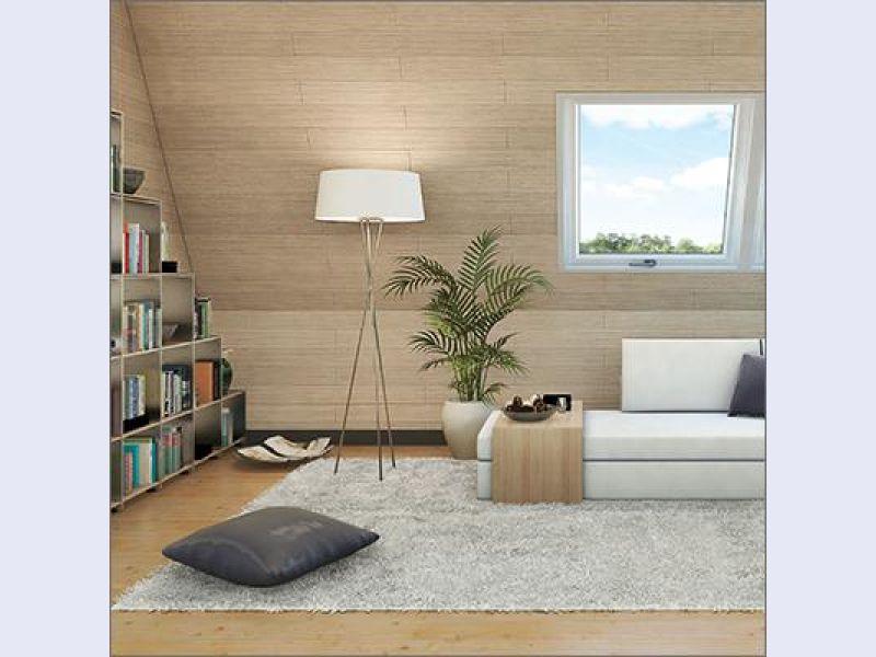 TopTileTM Woodgrain Ceiling & Wall Planks