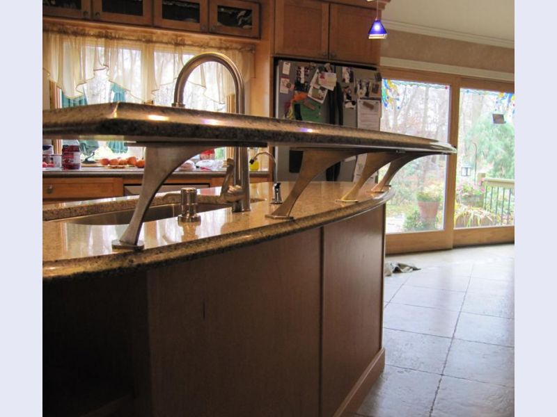 The Foremont Countertop Support