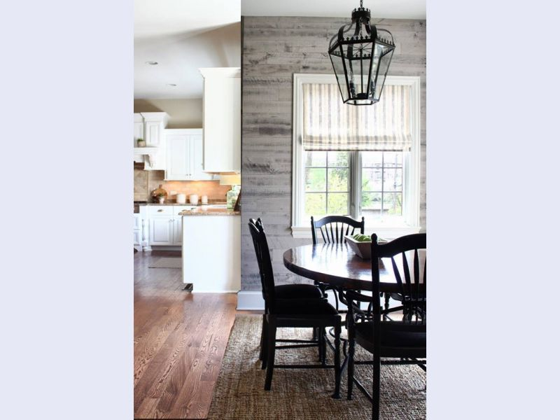Reclaimed Weathered Wood Gray