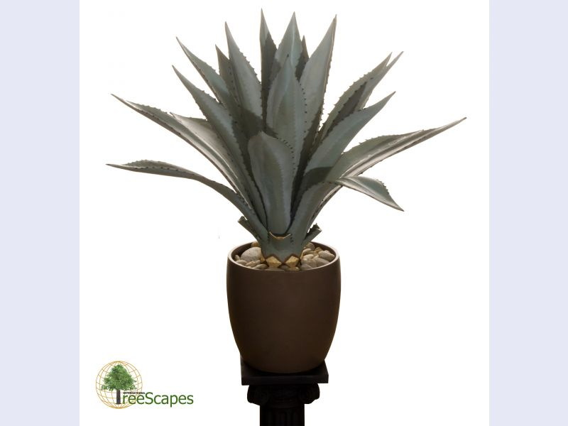 Artificial Agave Plant