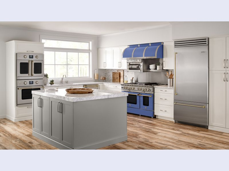 BlueStar Built-In Refrigeration
