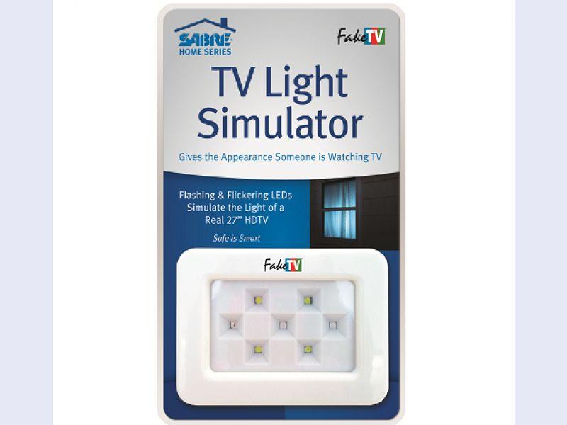 TV Light Simulator