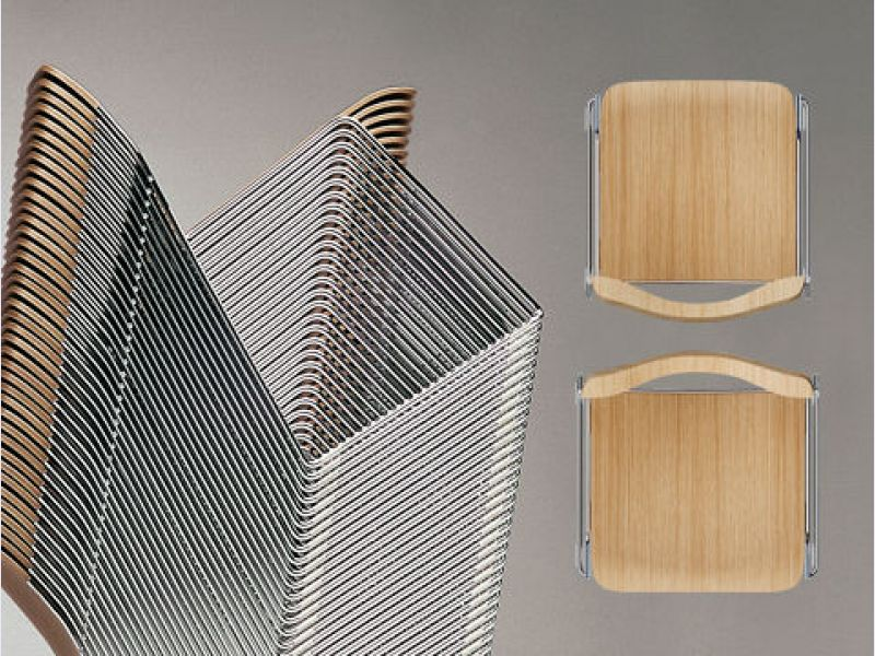 40/4 Stackable Chair