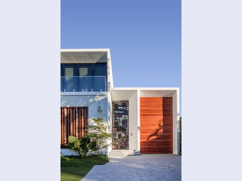 Miami Beach Modern Residence