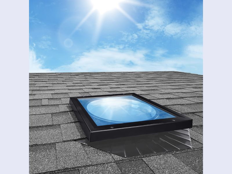 Solatube® Architect Series - Sleek, Modern Tubular Skylight and Accessories