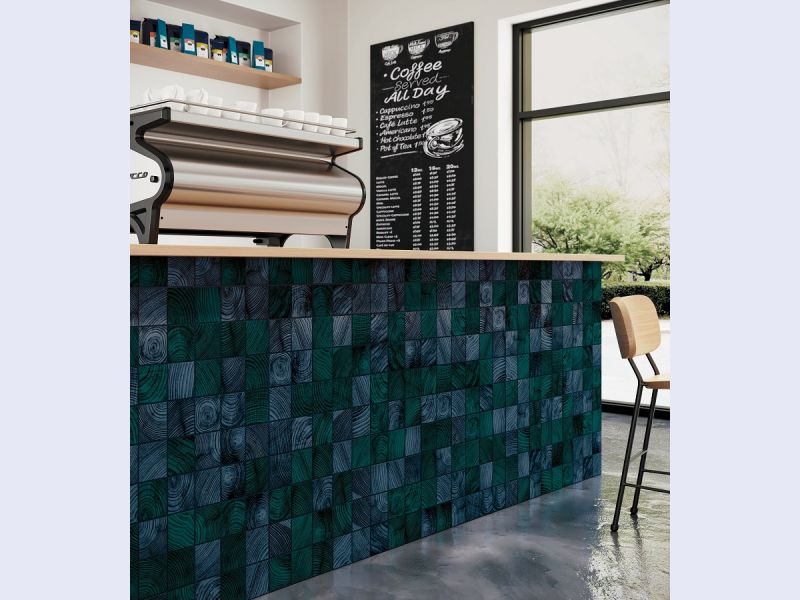 Convergence Glass Mosaic Tile Collection by Crossville
