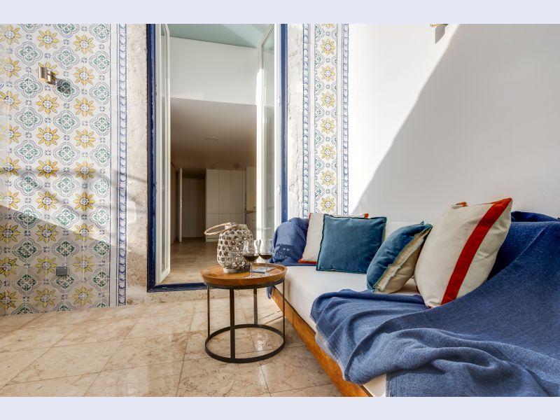 Family Apartment in Lisbon Chiado