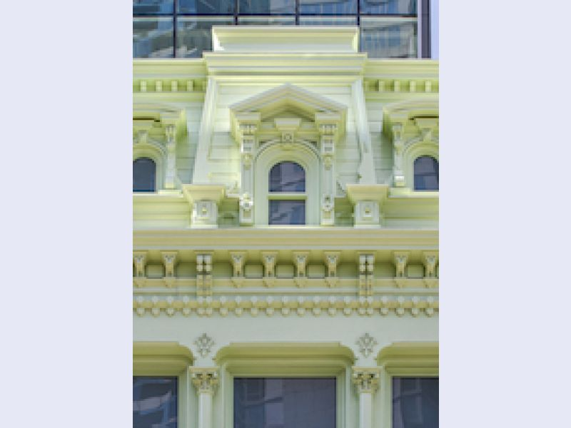 Macy\'s New York Historic Façade Refreshed with Windows Finished by Linetec