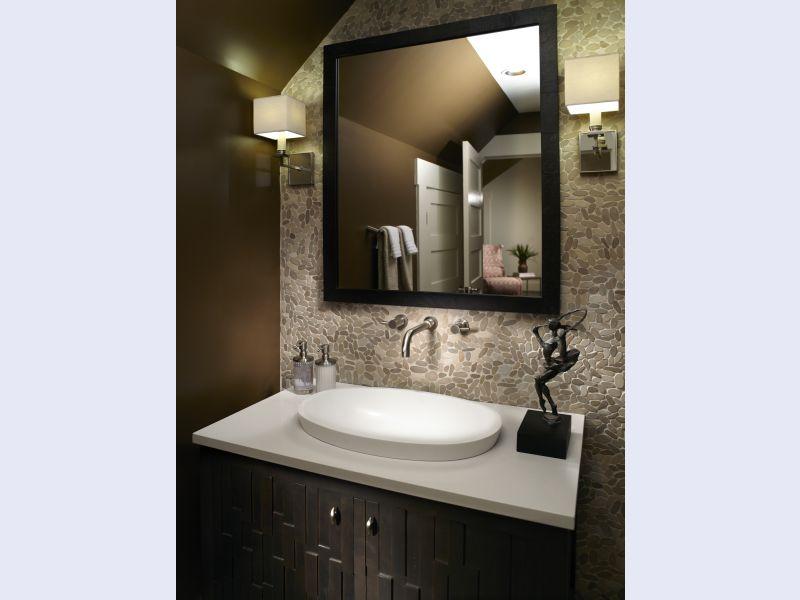 Alissa Semi-Recessed Lavatory Sink