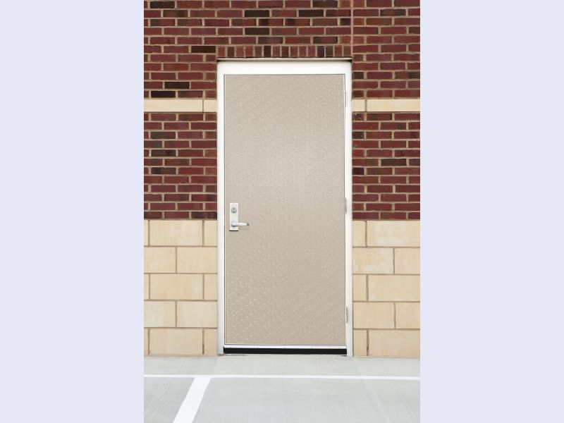 Ceco FRP Door and Frame System