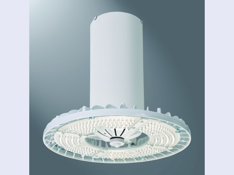 Metalux Steeler High-Bay LED Luminaire