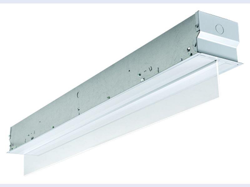 Metalux SkyRidge Single LED Luminaire