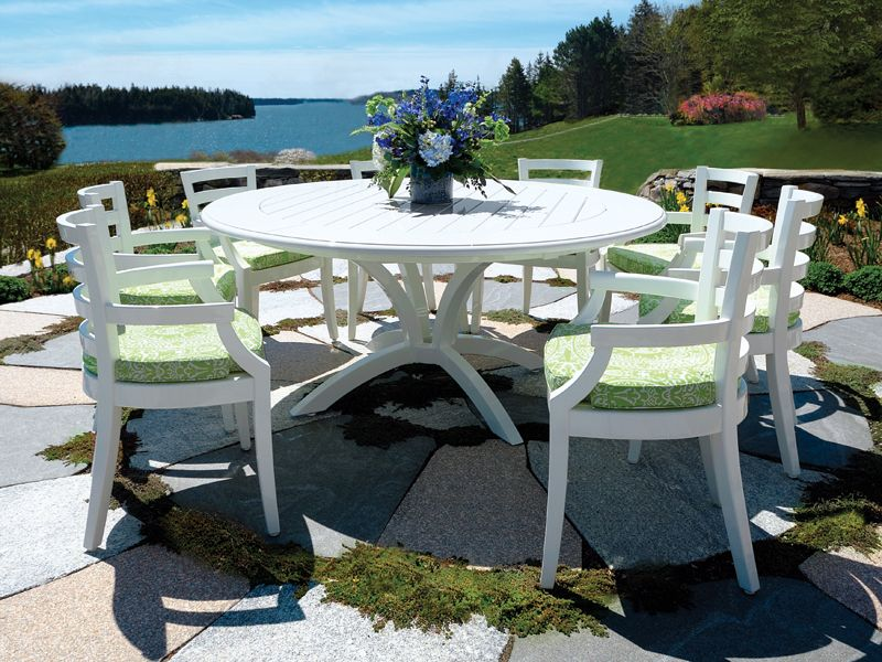 Cross Point Dining Table
