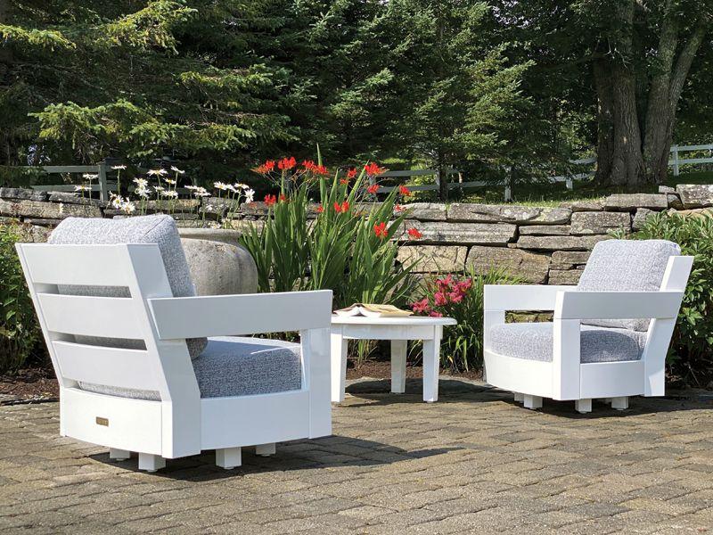 Penobscot Swivel Chair