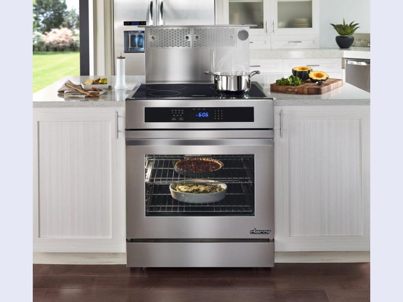 "Renaissance 30"" Induction Range"