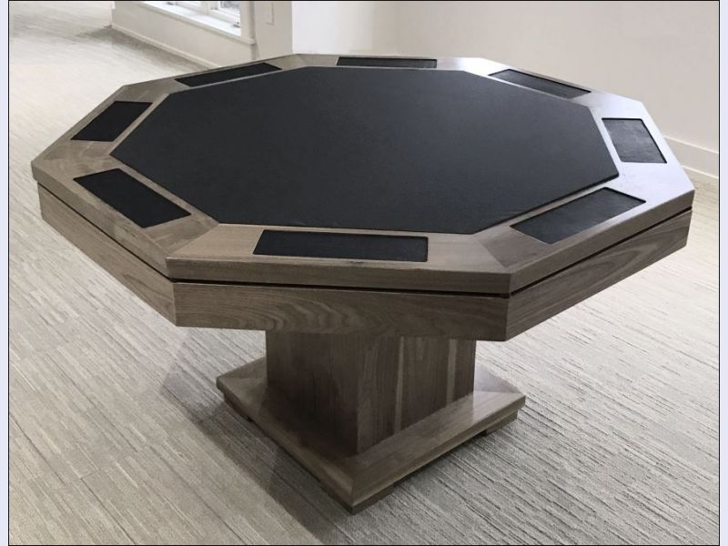 Modern Poker Table