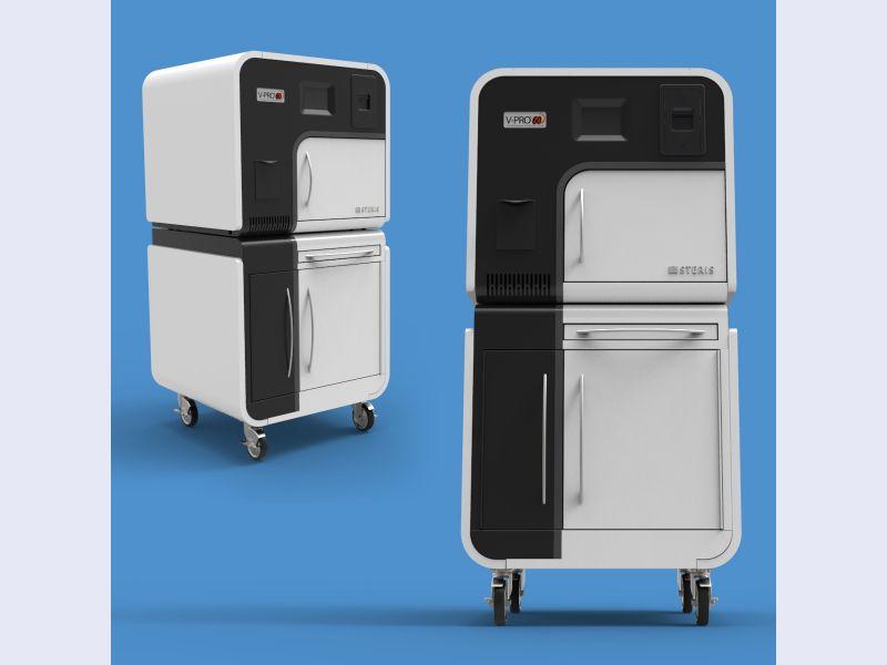 STERIS V-PRO® 60 Low Temperature Sterilization System