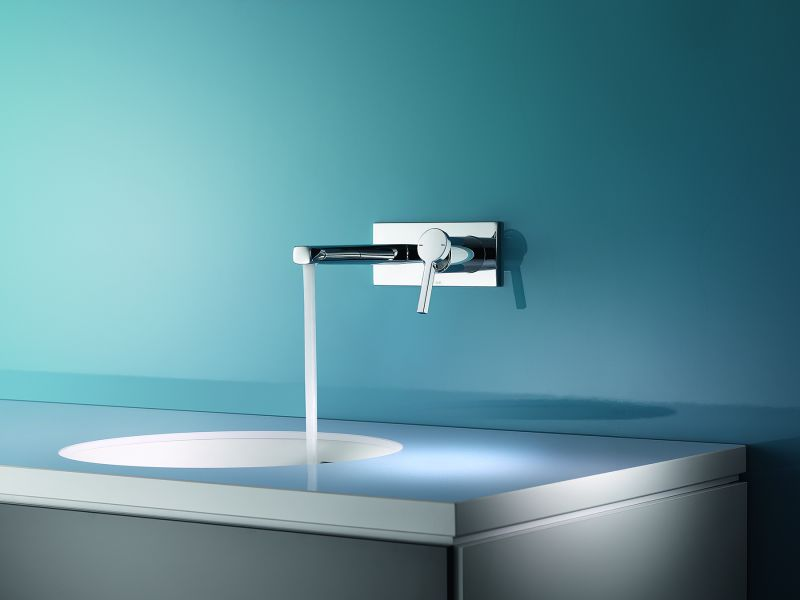 KWC ONO and KWC AVA Wall-Mounted Bath Faucets