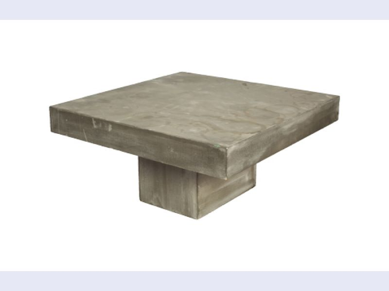 Concrete Coffee Table