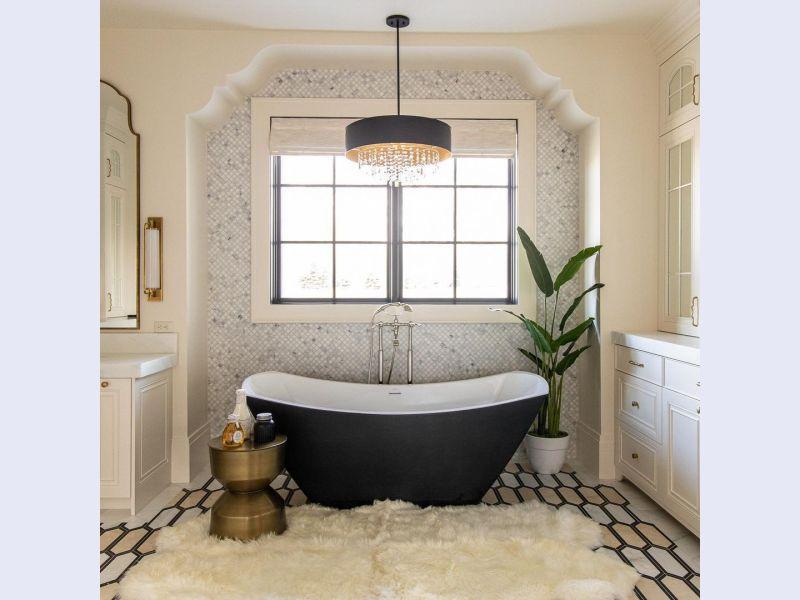 Denali Freestanding tub