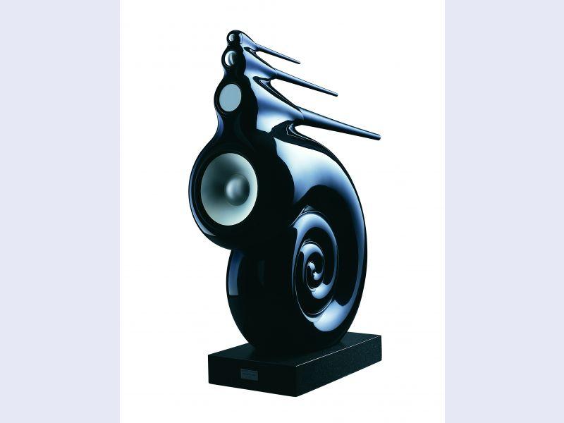 Nautilus loudspeaker