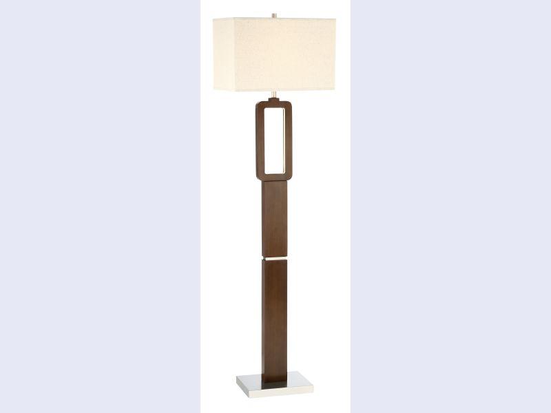 LS 83022 Leonard LED Accent Floor Lamp