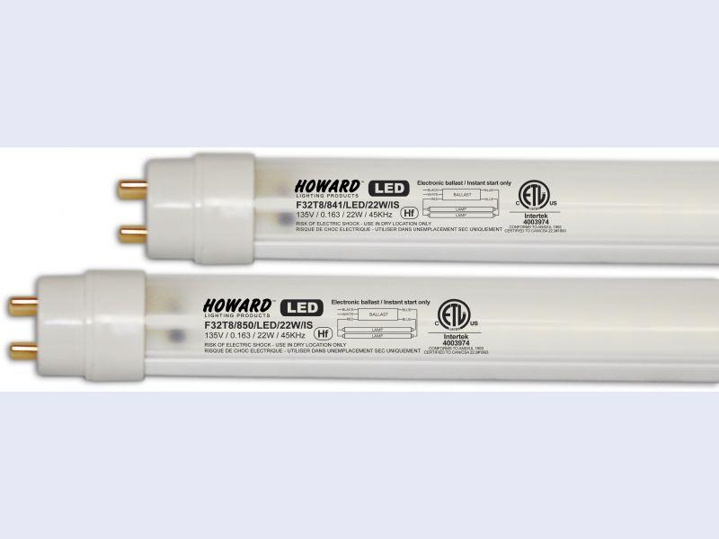 Linear LED T8 Lamps