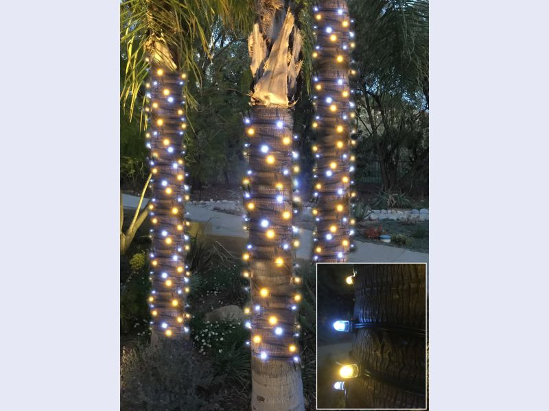 LED Tree String