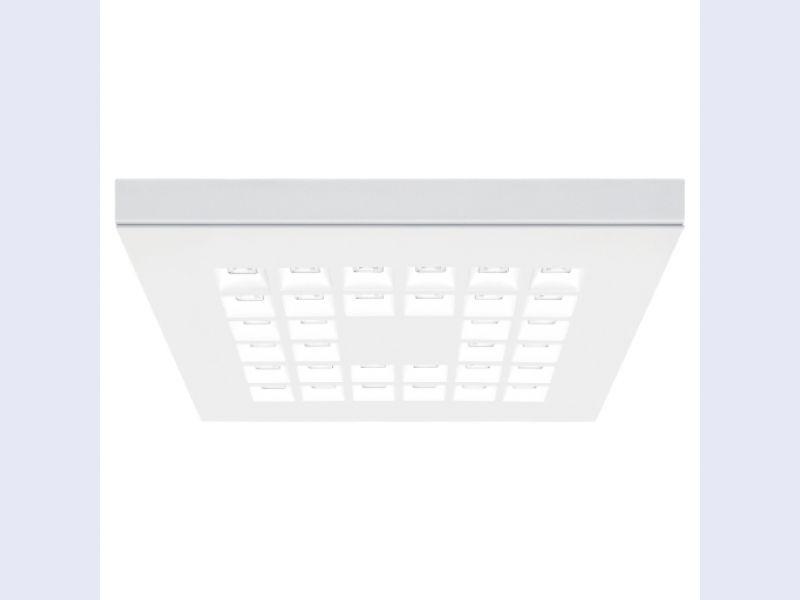 MIREL 2\\\' x 2\\\' Surface Mount LED
