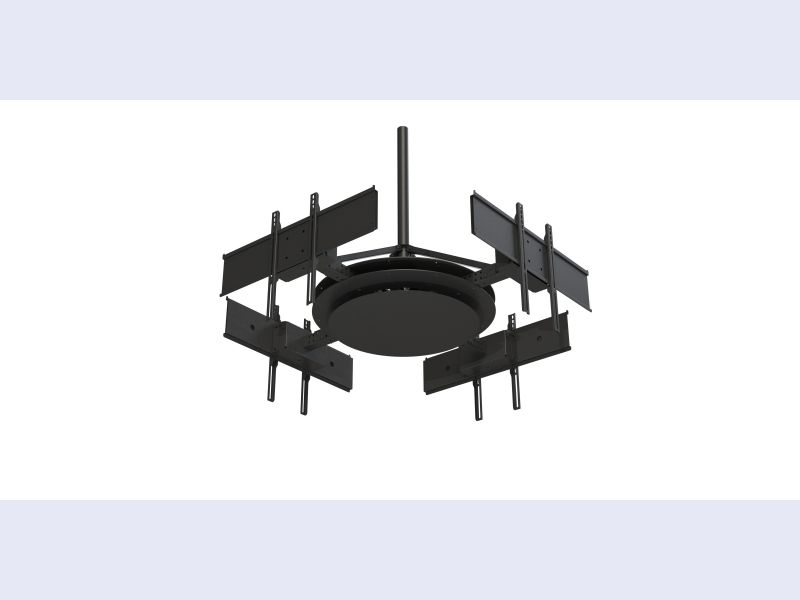 Peerless-AV Multi-Display Ceiling Mounts