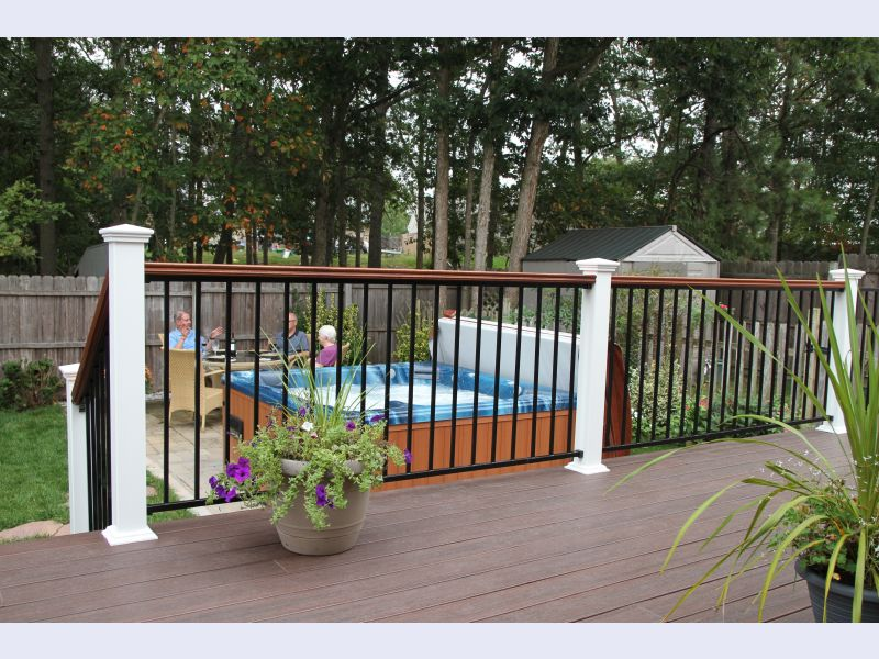 RDI Metal Works Railing Systems