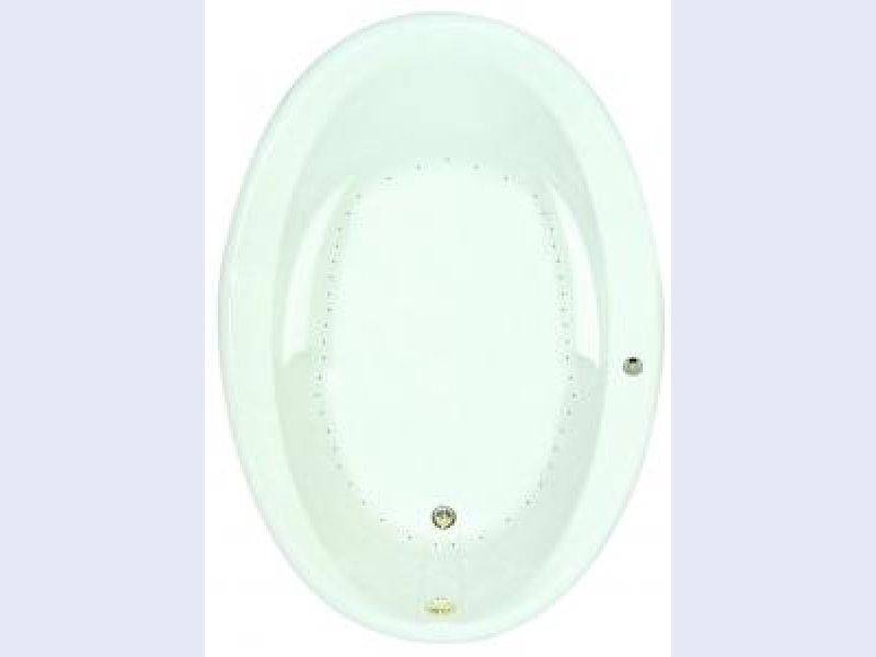 Pro-Fit 4260 Oval Air Massage Bath