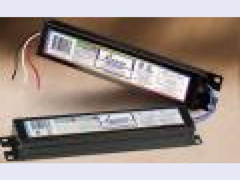 Optanium' High-Efficiency Electronic  Ballasts