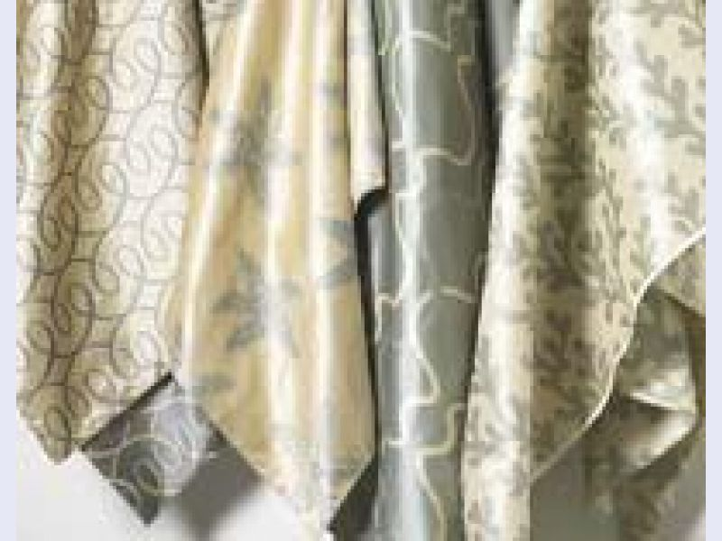 FR Decorative Window Fabrics