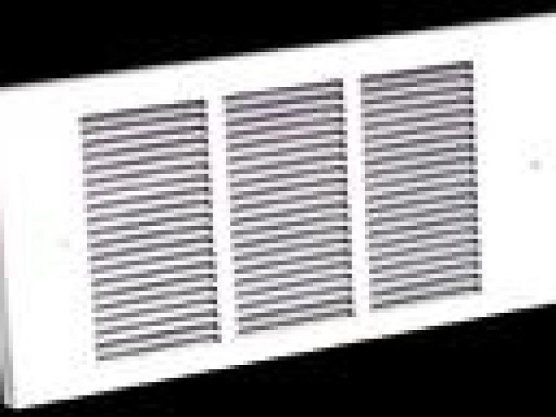QFG Series - Electric Fan-Forced Wall Heaters
