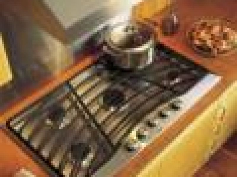 Continuous Grate Gas Cooktop