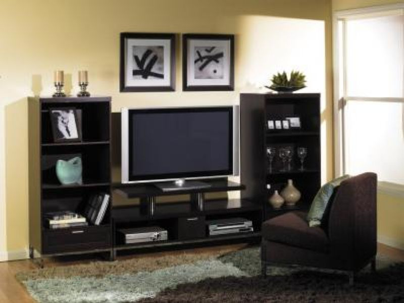 AVE • SIX Wall Street Home Entertainment Center
