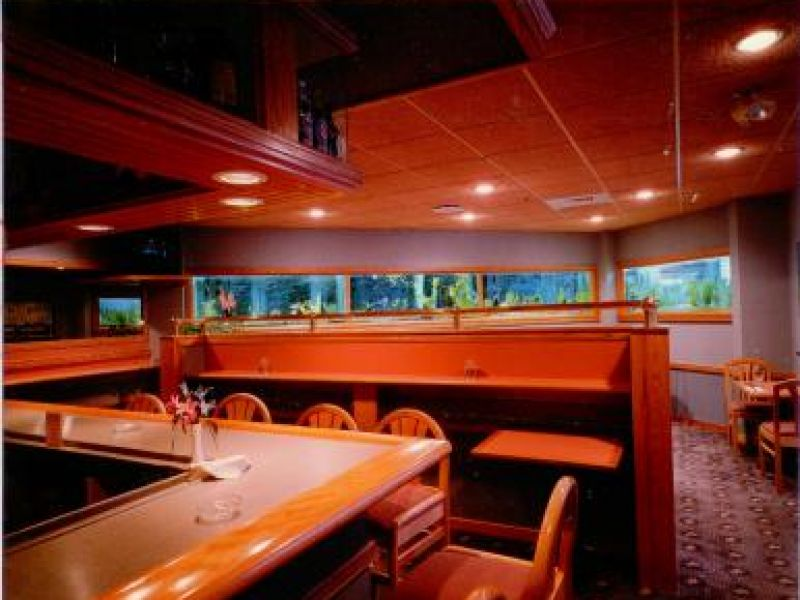 Aquarium Series- Restaurant