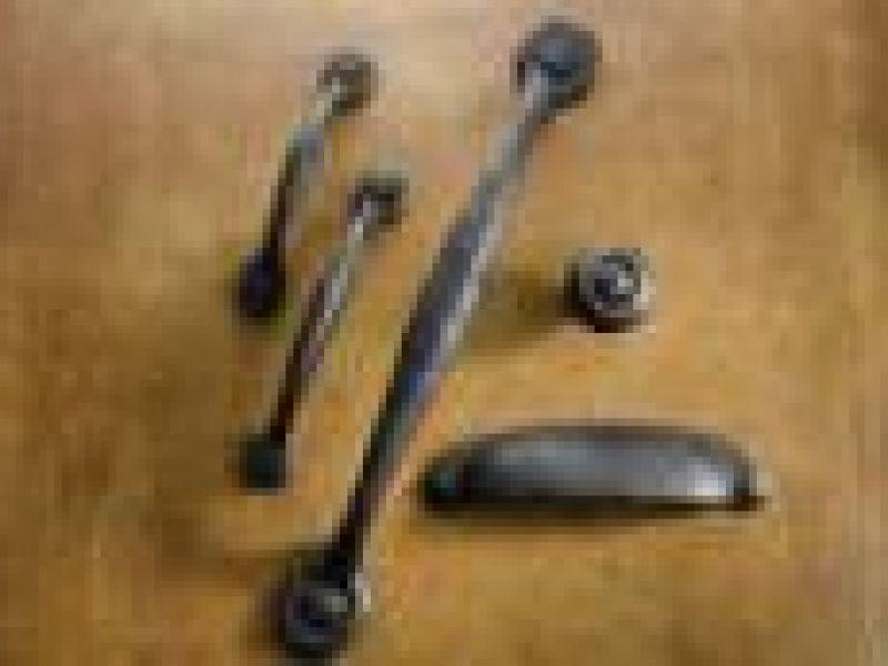 Refinsed Rustic - Black Iron