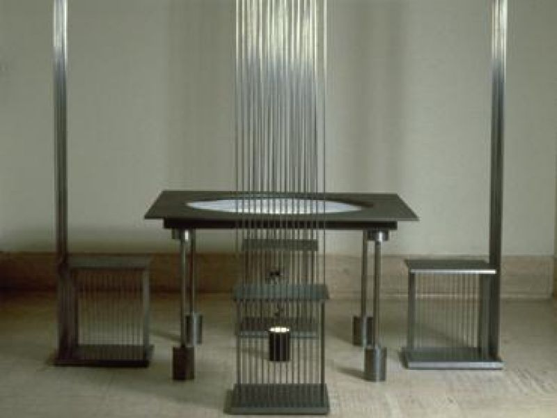 Meditation Table and Chairs