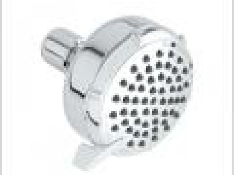 Intouch Rainmaker Showerhead By Interbath Of Canada Ltd Featured On Designjournal