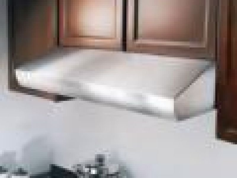 CH-27 SERIES in Under Cabinet (Multi-Style Hood)