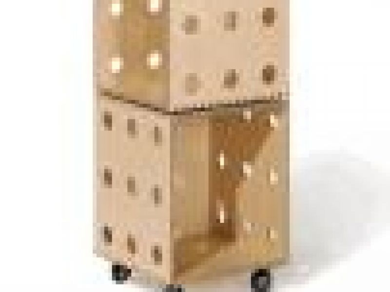 Storage: Offi: Perf Boxes
