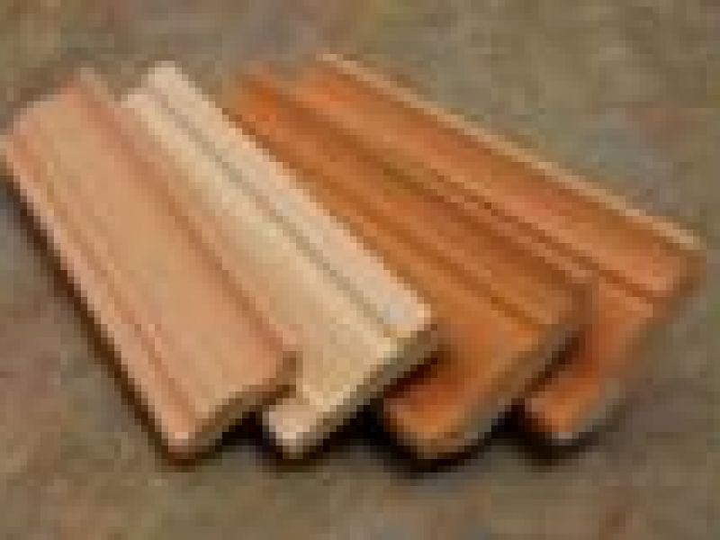 FSC Certified Wood-Wrapped Mouldings