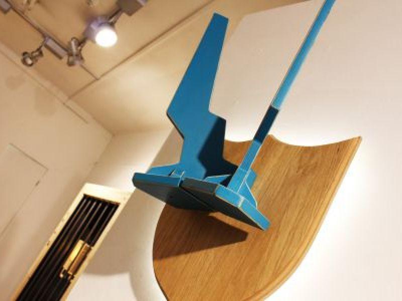 Captivity Exhibtion for London Design Festival 2014