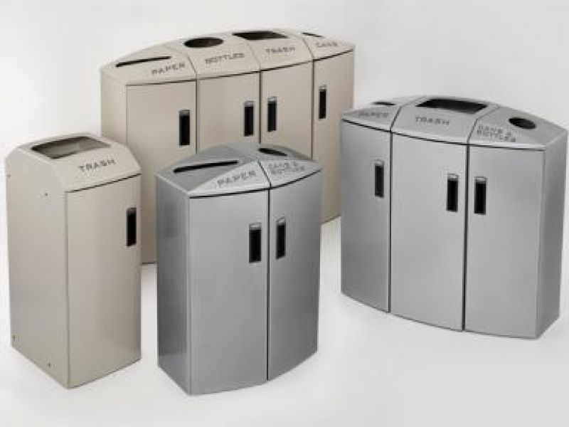 Element Indoor Recycling Stations